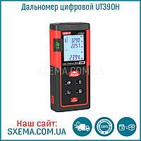 Лазерная рулетка UNI-T UT390H цифровой дальномер + уровень