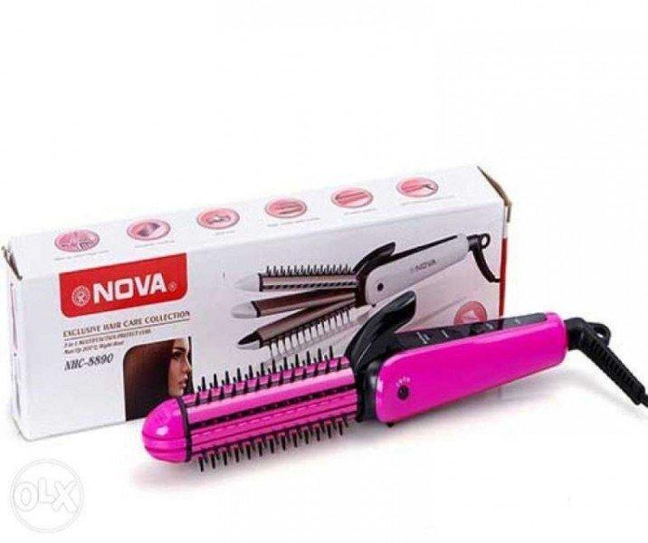 Плойка для волос Nova NHC-8890