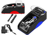 Електрична машинка для набивки сигарет N3120 Два кольори на вибір : синя і червона