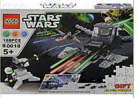Конструктор Cogo Stars Wars 80018 188 деталей