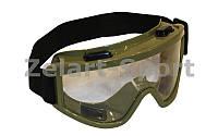 Мотоочки, очки тактические MS-908-2 (пластик, акрил)