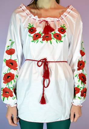"""Рубашка для девочек """"София"""", фото 2"""