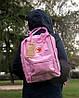 """Рюкзак в стиле Fjallraven Kanken Classic """"Pink"""", фото 6"""