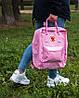 """Рюкзак в стиле Fjallraven Kanken Classic """"Pink"""", фото 4"""