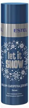 Estel professional (Эстель) LET IT SNOW Бальзам-сыворотка для волос 200 мл.
