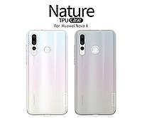 TPU чехол Nillkin для Huawei Nova 4 (2 цвета)