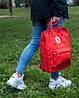 """Рюкзак в стиле Fjallraven Kanken Classic """"Red"""", фото 7"""