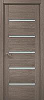 """Деревянные двери покрытые   экошпоном с 3-D эффектом модель"""" ML-24"""", фото 1"""