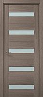 """Деревянные двери покрытые   экошпоном с 3-D эффектом модель"""" ML-25"""" и """"ML-25F"""""""