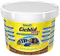 Корм для цихлид Tetra Cichlid Sticks, 10000 мл