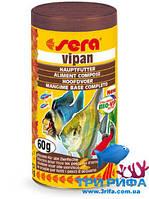 Корм для рыб Sera Vipan, 500 г. расфасовка