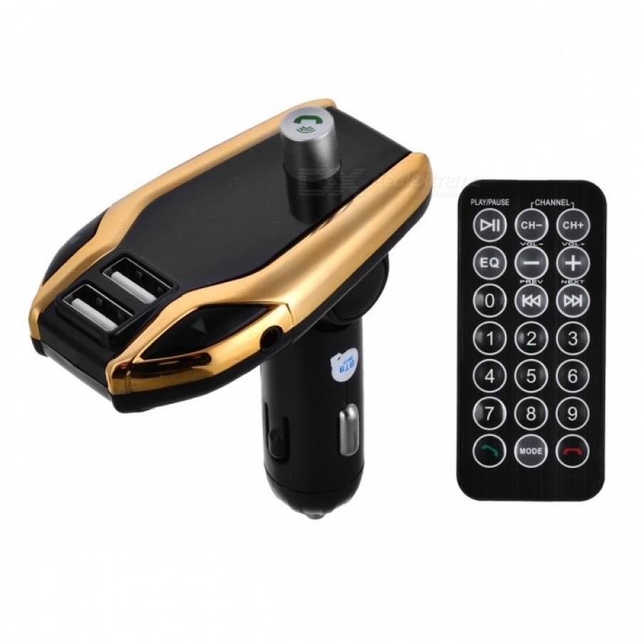 Автомобильный FM-модулятор трансмиттер с Bluetooth X8
