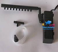 Фільтр внутрішній SunSun HJ-111B для акваріумів до 30 л, 200 л/год