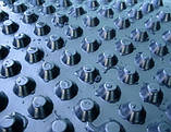 Шиповидна геомембрана Ізоліт Profi 0,6 м 2х20, фото 2