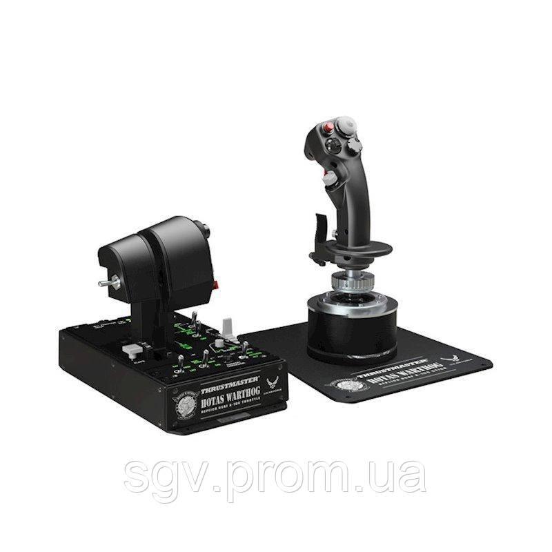 Проводной джойстик Thrustmaster Hotas Warthog PC Black (2960720)