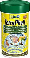 Корм для травоядных рыб Tetra Phyll 1000 мл