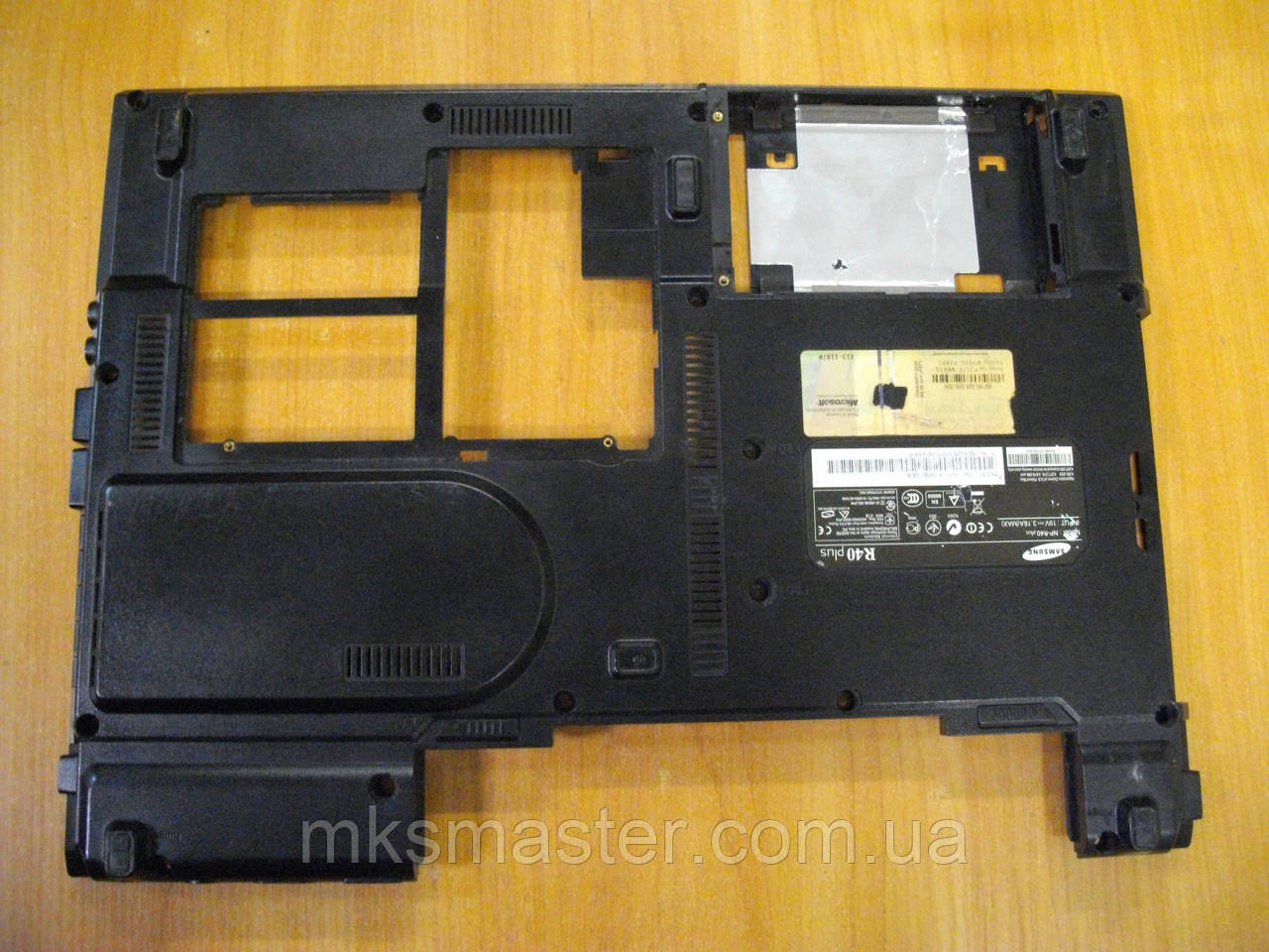 Корпус низ Нижняя часть корпуса Samsung R40 бу