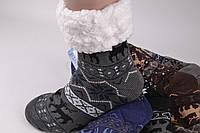 Чоловічі тапочки-шкарпетки з антиковзною поверхнею 39-46 р