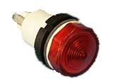 Сигнальная арматура АМЕ красная (с лампой)