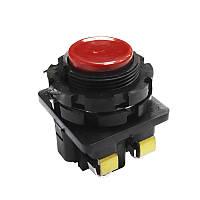 Кнопка КЕ-031 исполнение 3 красная