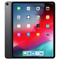 Apple iPad Pro 12.9 2018 Wi-Fi + Cellular 64GB Space Gray (MTHJ2, MTHN2) 12 мес.