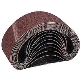 Лента шлифовальная бесконечная 10шт 75х457 зерно 36 Sigma (9151031)