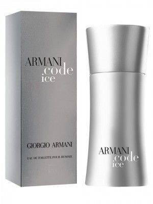 Giorgio Armani Code Ice туалетная вода 125 ml. (Джо́рджо Арма́ни Код Айс), фото 2