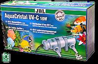 Стерилизатор JBL AquaCristal UV-C, 18 Вт.