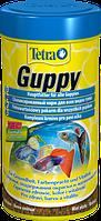 Корм для гуппи Tetra Guppy, 250мл