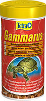 Корм для водных черепах Tetra Gammarus 250мл