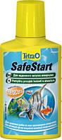 Бактерии для запуска аквариума Tetra Aqua Safe Start, 50 мл, на 60л. Уценка. Сроки
