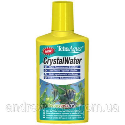 Tetra Aqua Crystal Water 250 мл, на 200л - АкваЗоо маркет ТриРифа в Харькове