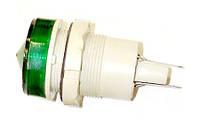 Сигнальная арматура АМЕ зелёная (с лампой)