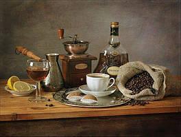 Алмазная вышивка Кофейная композиция 161