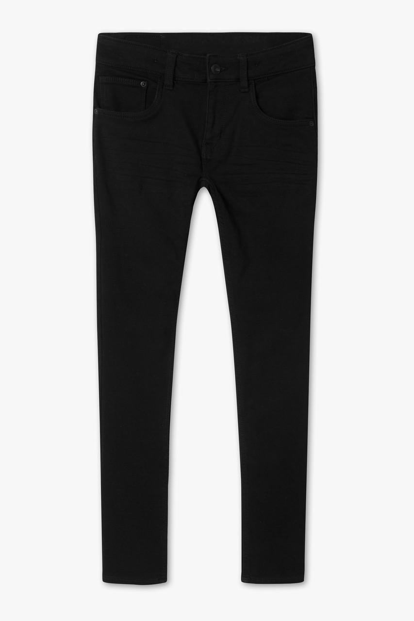 Черные джинсы Skinny на мальчика C&A Германия Размер 134