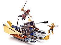 Игровой конструктор Mega Bloks Морские баталии Кредо ассасина Assassins Creed - War Boat Building Set
