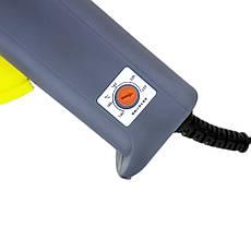 Пистолет термоклеевой с регулировкой температуры (140-220°C) Ø11,2мм 500Вт Sigma (2721221), фото 2