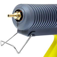 Пистолет термоклеевой с регулировкой температуры (140-220°C) Ø11,2мм 500Вт Sigma (2721221), фото 3