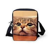 3D сумка с котенком