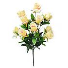 Букет розы на 10 голов NС 310 (8 шт./ уп.) Искусственные цветы оптом, фото 5