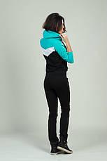 Женский костюм Nike двунить , фото 3