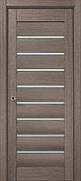 """Деревянные двери покрытые   экошпоном с 3-D эффектом модель"""" ML-74"""", фото 1"""