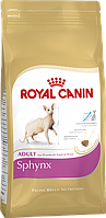 Корм Royal Canin Sphynx Adult, для Сфинксов старше 12 месяцев, 0,4 кг