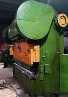 И1330 Пресс листогибочный кривошипный (кромкогиб)