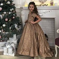 """Пышное бальное платье  для девочки """"Валентино"""", фото 1"""