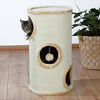 Дряпка Trixie Samuel Cat Tower, для кошек, 70см, бежевая