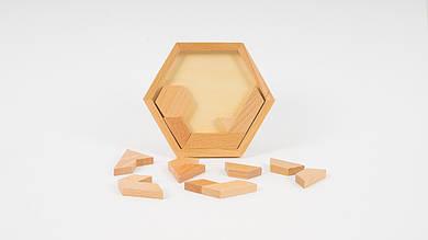 Деревянная головоломка - Логика