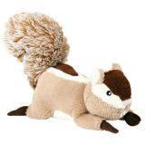 Trixie Игрушка для собак плюшевая Белка со звуком. Размер - 24 cм