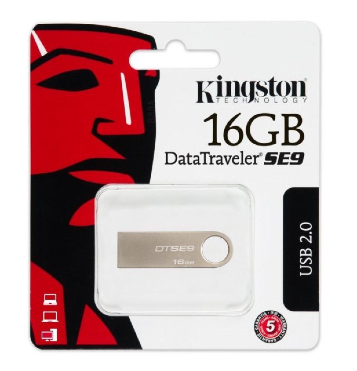 Флешка KINGSTON 16GB микс