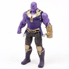 Фигурка Танос Герой Marvel Hasbro THANOS игрушка Titan Hero Power FX Port 18 см!, фото 2